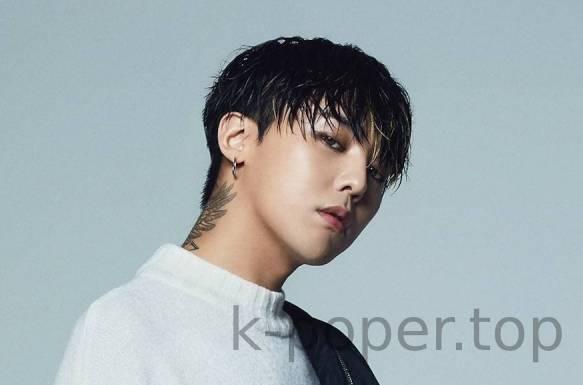 G-Dragon del grupo BiG Bang uno con más popularidad de este año